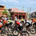 Pebalap Internasional Melintasi Heritage Kota Singkawang