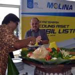 ITS Miliki Gedung Riset Mobil Listrik Terlengkap di Indonesia