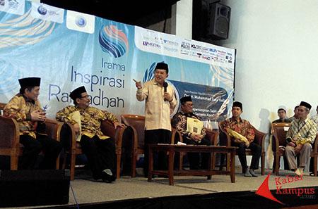 JK Persoalkan Sedikitnya Orang Muslim yang Kaya di Indonesia