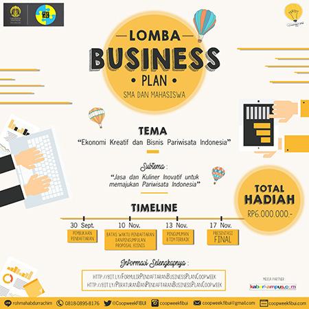 Micro business plan