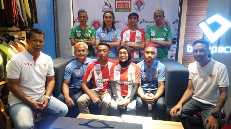 """Indonesia Kembali Berlaga di """"Kompetisi Sepak Bola Jalanan"""" Dunia 2019"""