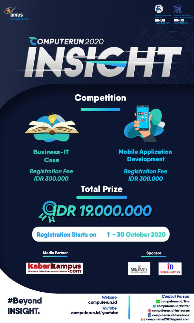 Computerun Competition 2020!