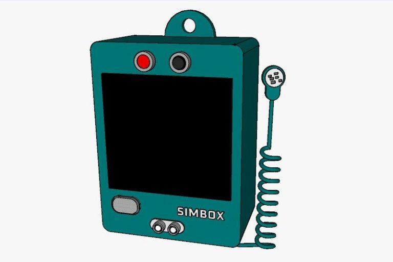 SIMBOX Buatan Mahasiswa ITS, Pastikan Pasien Isolasi Covid-19 Tetap di Rumah