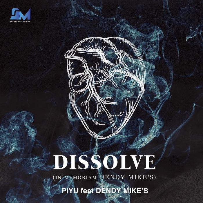 Piyu Rilis Single 'Dissolve', Untuk Mendiang Dendy Mike's