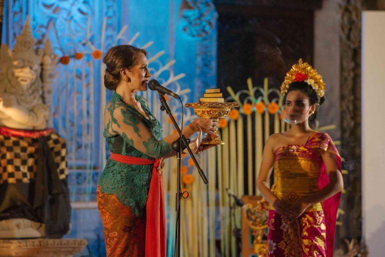 Pembukaan Ubud Writers & Readers Festival 2021